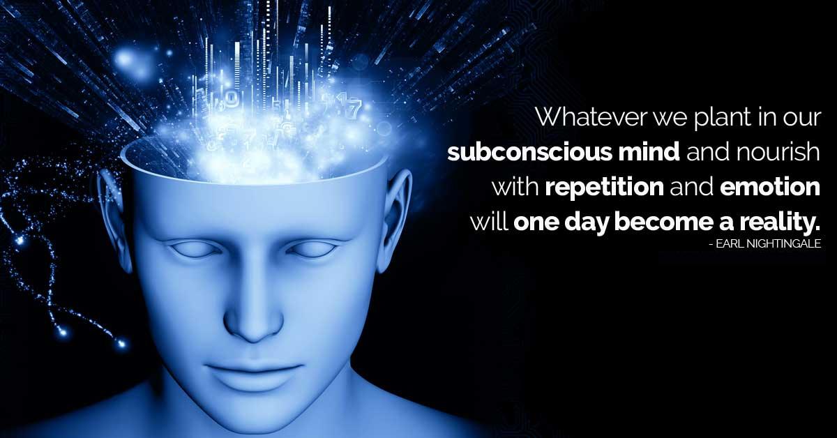 Subconscious Mind Success Prosperity Health Happiness Love Money Wealth Abundance